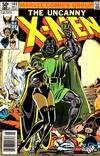 Cover for The Uncanny X-Men (Marvel, 1981 series) #145 [Newsstand Edition]