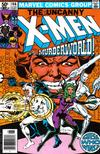 Cover Thumbnail for The Uncanny X-Men (1981 series) #146 [Newsstand]