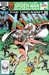 Cover for The Uncanny X-Men (Marvel, 1981 series) #152 [Direct]