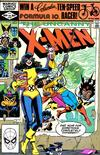 Cover for The Uncanny X-Men (Marvel, 1981 series) #153 [Direct]