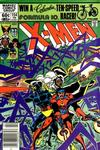 Cover for The Uncanny X-Men (Marvel, 1981 series) #154 [Newsstand]