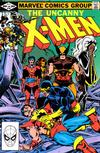 Cover for The Uncanny X-Men (Marvel, 1981 series) #155