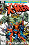 Cover for The Uncanny X-Men (Marvel, 1981 series) #156 [Direct]