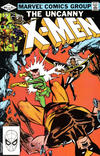 Cover for The Uncanny X-Men (Marvel, 1981 series) #158 [Direct]