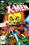 Cover for The Uncanny X-Men (Marvel, 1981 series) #161 [direct edition]