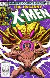 Cover for The Uncanny X-Men (Marvel, 1981 series) #162 [Direct]