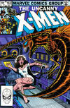 Cover for The Uncanny X-Men (Marvel, 1981 series) #163 [Direct]