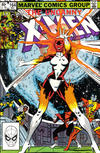 Cover for The Uncanny X-Men (Marvel, 1981 series) #164 [Direct Edition]