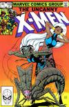 Cover Thumbnail for The Uncanny X-Men (1981 series) #165 [Direct]