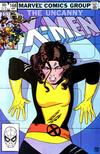Cover Thumbnail for The Uncanny X-Men (1981 series) #168