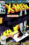 Cover for The Uncanny X-Men (Marvel, 1981 series) #169 [Direct]