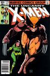 Cover Thumbnail for The Uncanny X-Men (1981 series) #173