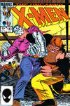 Cover Thumbnail for The Uncanny X-Men (1981 series) #183 [Direct Edition]