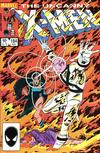 Cover for The Uncanny X-Men (Marvel, 1981 series) #184 [Direct]