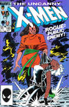 Cover for The Uncanny X-Men (Marvel, 1981 series) #185 [Direct]