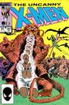 Cover Thumbnail for The Uncanny X-Men (1981 series) #187 [Direct]