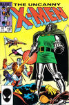 Cover for The Uncanny X-Men (Marvel, 1981 series) #197