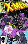 Cover for The Uncanny X-Men (Marvel, 1981 series) #202 [Direct]
