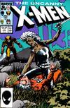 Cover for The Uncanny X-Men (Marvel, 1981 series) #216 [Direct]