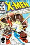 Cover Thumbnail for The Uncanny X-Men (1981 series) #217 [Direct]