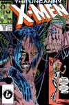 Cover for The Uncanny X-Men (Marvel, 1981 series) #220 [Direct]