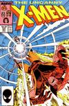 Cover Thumbnail for The Uncanny X-Men (1981 series) #221 [Direct Edition]