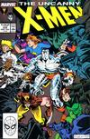 Cover Thumbnail for The Uncanny X-Men (1981 series) #235 [Direct]