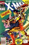 Cover Thumbnail for The Uncanny X-Men (1981 series) #279 [Newsstand]