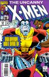 Cover Thumbnail for The Uncanny X-Men (1981 series) #302 [Direct Edition]