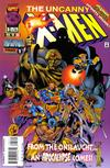 Cover for The Uncanny X-Men (Marvel, 1981 series) #335
