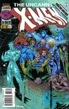 Cover for The Uncanny X-Men (Marvel, 1981 series) #337 [Direct Edition]