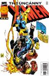 Cover for The Uncanny X-Men (Marvel, 1981 series) #339 [Direct Edition]