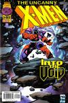 Cover for The Uncanny X-Men (Marvel, 1981 series) #342 [Direct Edition]
