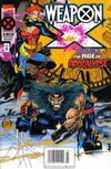 Cover Thumbnail for Weapon X (1995 series) #1 [Newsstand Edition]