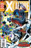 Cover for X-Calibre (Marvel, 1995 series) #1 [Direct Edition]