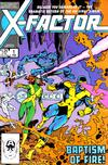 Cover for X-Factor (Marvel, 1986 series) #1 [Direct]