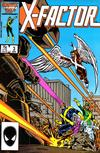 Cover for X-Factor (Marvel, 1986 series) #3 [Direct]
