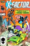 Cover for X-Factor (Marvel, 1986 series) #4 [Direct]