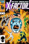 Cover for X-Factor (Marvel, 1986 series) #6 [Direct]