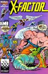 Cover for X-Factor (Marvel, 1986 series) #7 [Direct]