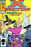 Cover for X-Factor (Marvel, 1986 series) #12 [Direct]