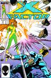 Cover for X-Factor (Marvel, 1986 series) #18 [Direct]