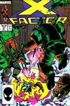 Cover for X-Factor (Marvel, 1986 series) #21 [Direct]