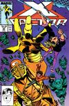 Cover for X-Factor (Marvel, 1986 series) #22 [Direct]