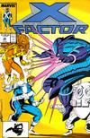 Cover for X-Factor (Marvel, 1986 series) #40 [Direct]