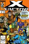 Cover for X-Factor (Marvel, 1986 series) #41 [Direct]
