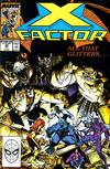 Cover for X-Factor (Marvel, 1986 series) #42 [Direct Edition]