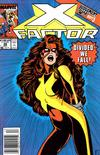 Cover for X-Factor (Marvel, 1986 series) #48 [Newsstand]