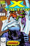 Cover Thumbnail for X-Factor (1986 series) #59 [Direct Edition]