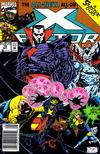 Cover for X-Factor (Marvel, 1986 series) #78 [Newsstand]